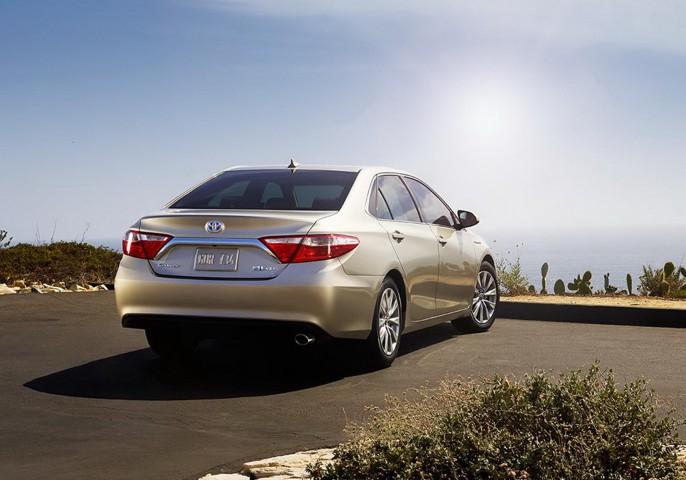 Toyota Camry 2015 full option